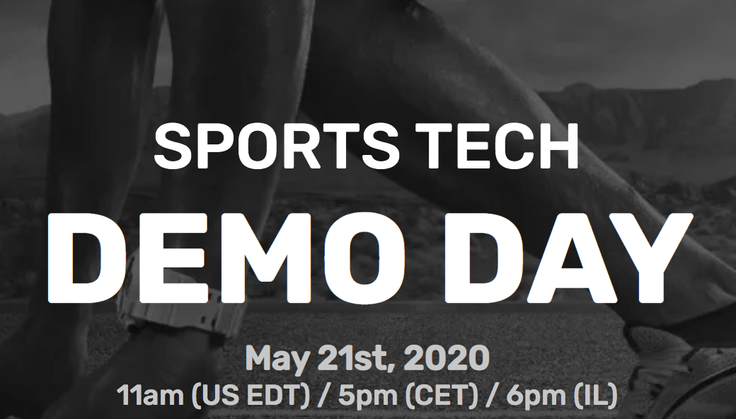 Sports Tech Demo Day
